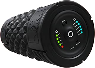 VIBRA Vibrating Foam Roller - Next Generation Electric Foam Roller with 5 Speeds Settings | Includes Carry Case & Vibratio...