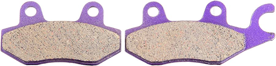 TUPARTS Front Brake Pads FA165 Fit for 2011-2015 Can-Am Commander 1000 2014 Can-Am Commander 800 2011-2015 Can-Am Commander 800R