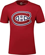 NHL T-shirt Montreal Canadees Primary Graphic Logo IJshockey