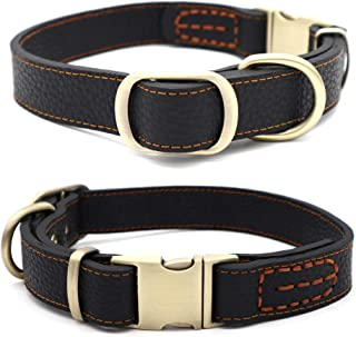 leather dog collar made in usa