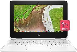 HP Chromebook x360 11-ae105nf 11,6'' Tactile Blanc (Intel Celeron N3350, 4 Go..