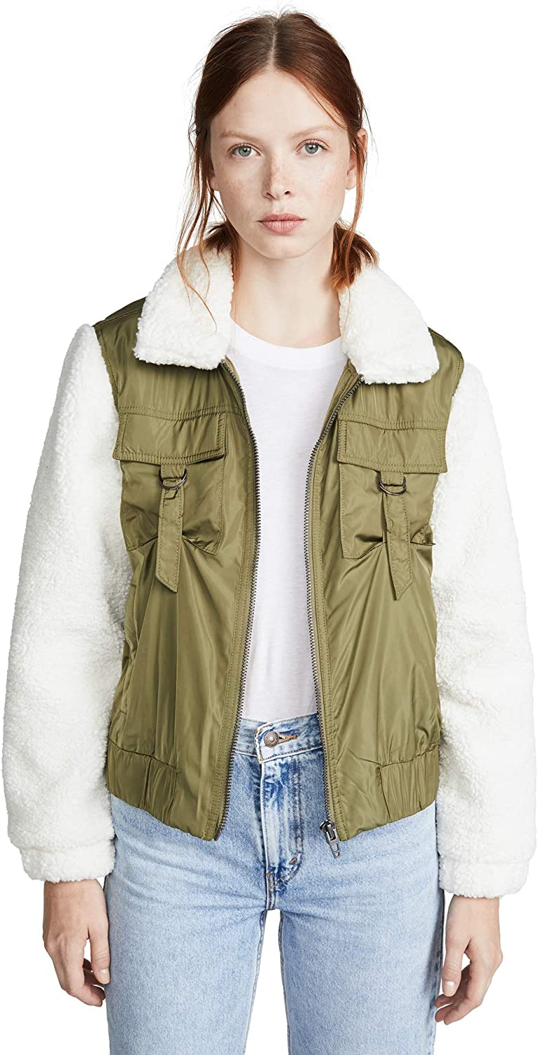 Max 86% OFF BLANKNYC 2021 spring and summer new womens Bomber Jacket