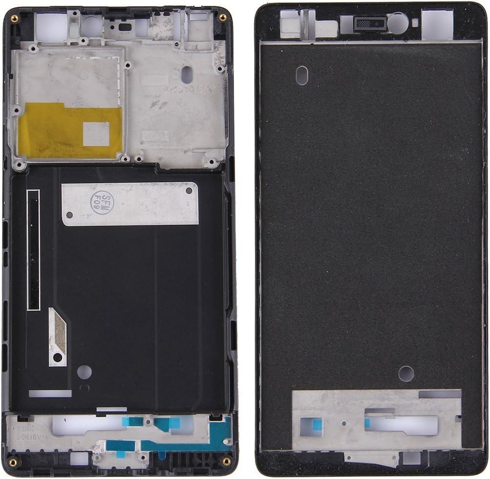 GBHGBH ES Xiaomi Mi 4c Carcasa Frontal Marco LCD Bisel (Color : Black)