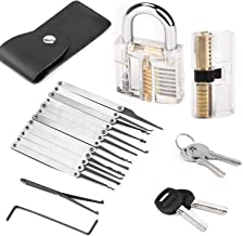 2 Locks Professional 15 PCS Set Training Kit
