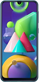 SAMSUNG Galaxy M21 Dual SIM 64GB 4GB RAM 4G LTE (UAE Version) - Green - 1 year local brand warranty