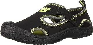 Unisex-Kid's Cruiser Sandal Sport, Black/Lime, P1 M US Little Kid
