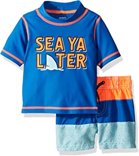 Carter's 卡特男婴泳衣 127g404