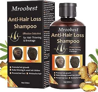 Hair Thickening Shampoo, Hair Growth Shampoo, Anti Hair Loss Shampoo, Hair Loss Treatment, Anti Thinning Shampoo, Natural & Organic Herb Shampoo for Hair Regrowth Faster/Prevent Thinning Hair Loss