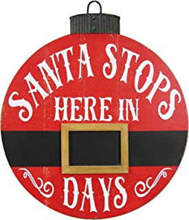Best countdown to christmas outdoor sign Reviews