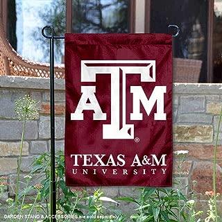 a&m garden flag
