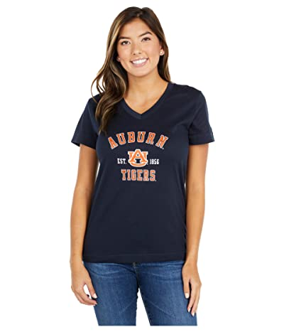 Champion College Auburn Tigers University 2.0 V-Neck T-Shirt