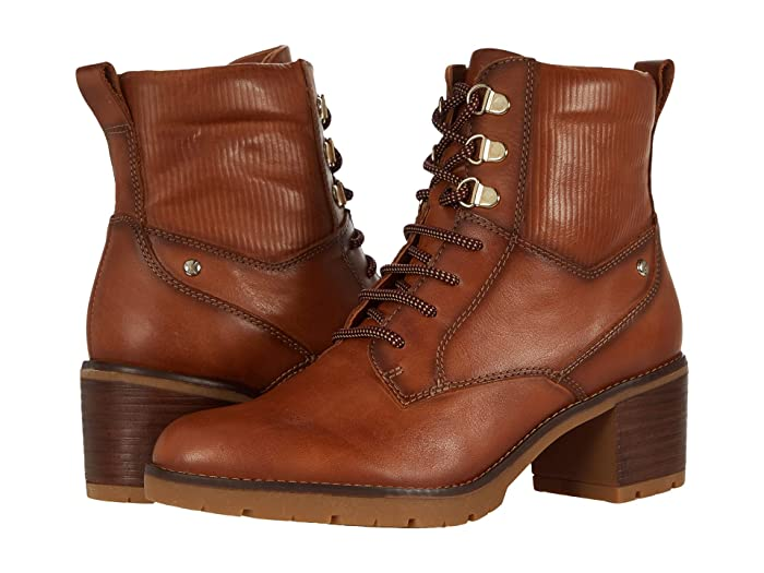 History of Victorian Boots & Shoes for Women Pikolinos Llanes W7H-8938 $220.00 AT vintagedancer.com