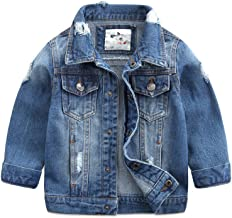 infant boy denim jacket
