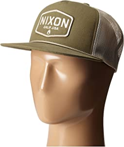 Nixon - The Sierra Trucker Hat