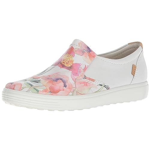 caba64d1cfa ECCO Women s Soft 7 Slip On Sneaker