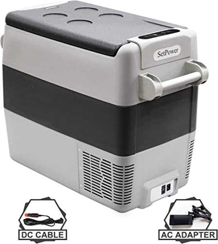 Foods Home And Travel Medications ZFMG Mini Fridge 12 Liter AC//DC Portable Thermoelectric Cooler And Warmer for Skincare