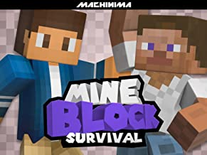 Clip: Mine Block: Survival