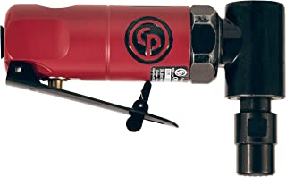 Chicago Pneumatic CP875 Pneumatic Right Angle Pistol Grip Die Grinder with..