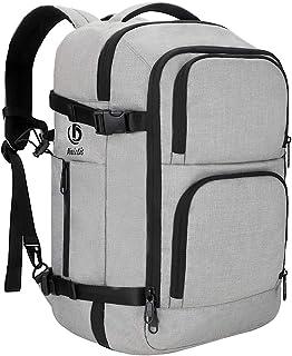40L Flight Approved Carry on Travel Laptop Backpack,Business Weekender Bag