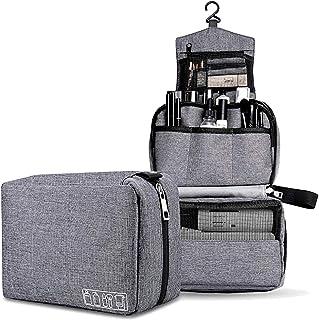 Onesea Hanging Travle Toiletry Bag, Shaving Dopp Kit Bags Water Resistant Bathroom Toiletries Organizer Foldable Shower Ca...