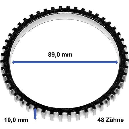 1x Abs Ring Hinten Hinterachse Links Oder Rechts Auto