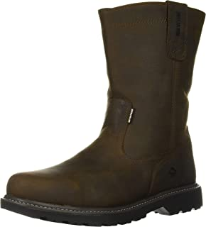 "Men's Floorhand Waterproof 10"" Soft Toe Work Boot"