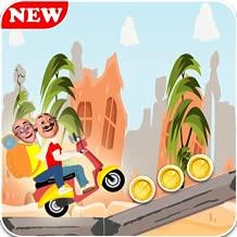Motu Patlu Moto Game