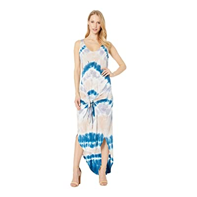Young Fabulous & Broke Renata Dress (Blue Valley Wash) Women