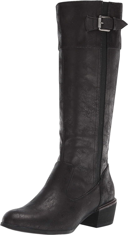 再入荷 予約販売 SOUL Naturalizer Women's Dusk Shaft 人気ブランド多数対象 Knee High Boots