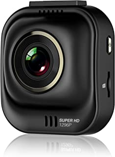 Máy thâu hình đặt trên xe ô tô – PAPAGO Car Dash Camera GoSafe 535 Super HD Dash Cam 1296P Car DVR, Car Cam, Night Vision,Free 8GB Micro SD Card GS5358G