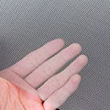 304 Stainless Steel Wire Mesh Screen 20 Mesh,...