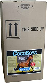 Uckele Cocosoya Oil 640oz 5 Gallon