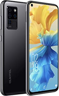OUKITEL C21 スマートフォン本体 Simフリー スマホ 本体 新品 6.4インチFHD +ホールパンチディスプレイ4Gスマートフォン 本体20MP+16MP+2MP+2MP 4眼カメラ 4000mAh 4GB RAM + 64GB R...