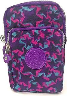 COAFIT Cellphone Bag Multifunctional Mini Shoulder Bag Phone Purse for Outdoor