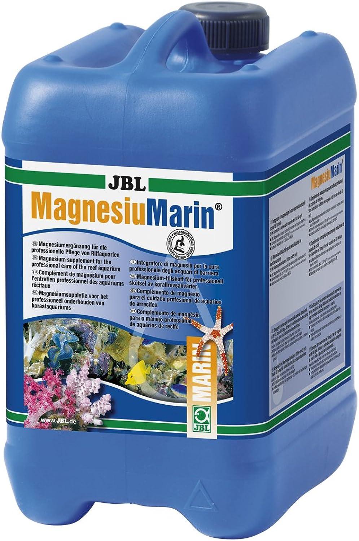 JBL MagnesiuMarin 5 l, Magnesium supplement for marine aquariums