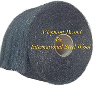 Fine Stainless Steel Wool, 1lb Roll