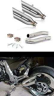 2003-2006 Kawasaki Z 1000 Danmoto XG-1 Racing Exhaust