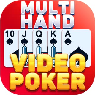 Multi Video Poker:Poker Games Free,New Multi Hands Play Video Poker, Offline Top Bonus Poker Casino Card Games Free For Kindle Fire HD,Like Jacks or Better,Deuces Wild,Joker Poker,You Will Love This
