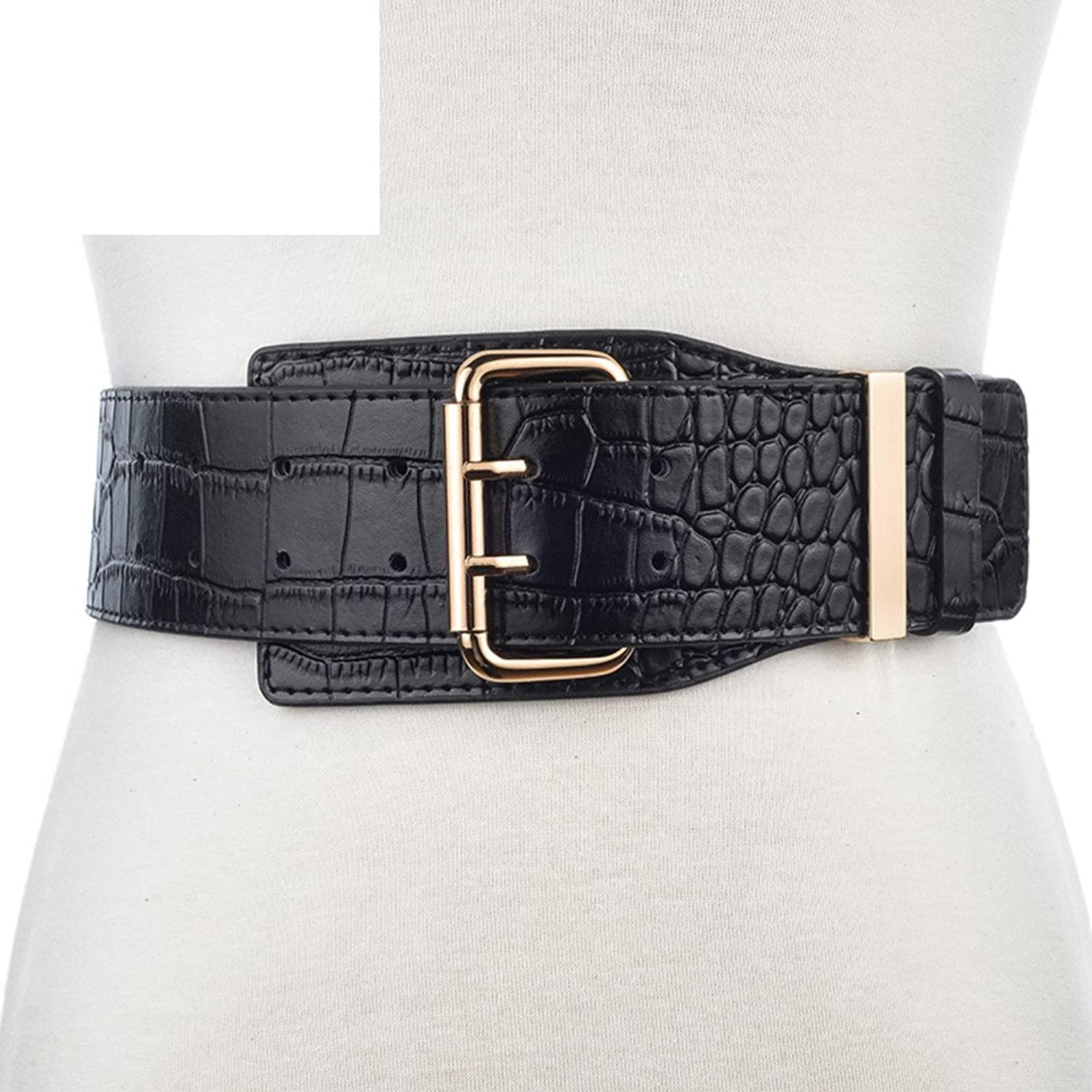Decorative Girdle And Leisure BeltBlack 87cm(34inch)