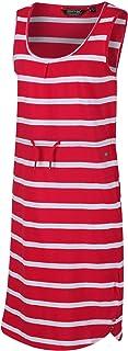 Regatta Women's Felixia' Adjustable Waist Curved Neckline Sleevless Skirts and Dresses