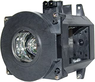 QueenYii NP21LP 60003224 Compatible for NEC PA550W Replacement Projector Lamp with Bulb Inside