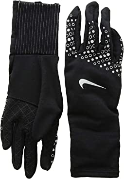 Printed Sphere 360 Run Gloves