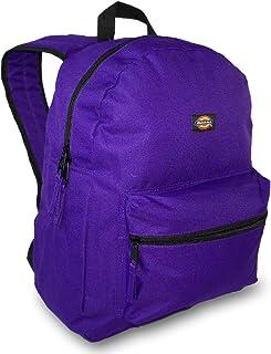 Dickies Unisex Student Fashion Backpack - Purple (I-27087-545)