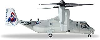 Herpa 558549–Vehicle, U.S. Marine Corps Bell/Boeing MV 22Osprey–VMM 365–168305/00Blue Knights