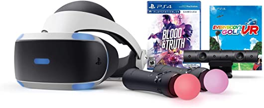 $540 » PlayStation VR - Mega Blood + Truth Everybodys Golf Bundle