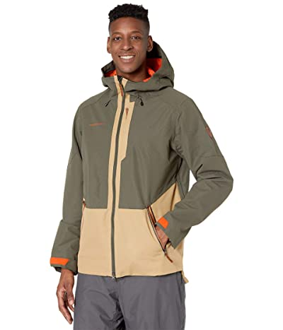 Obermeyer Chandler Shell Jacket (Off-Duty) Men