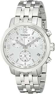 PRC 200 Silver Chronograph Quartz Sport Men's watch #T055.417.11.037.00