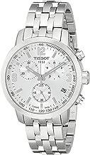 Tissot PRC 200 Silver Chronograph Quartz Sport Men's watch #T055.417.11.037.00