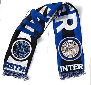 Sciarpa Inter ufficiale Internazionale nerazzurri originale calda nuovo logo