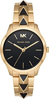 Michael Kors Women's Quartz Wrist Watch analog Display and Stainless Steel Strap, MK6669